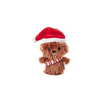 Hallmark Itty Bittys Star Wars Chewbacca Christmas Holiday