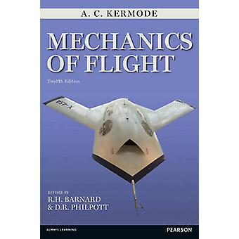 Mechanics of Flight by A.C. Kermode - 9780273773511 Book