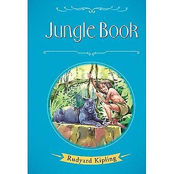 Jungle Book by Rudyard Kipling - 9788131944554 Book