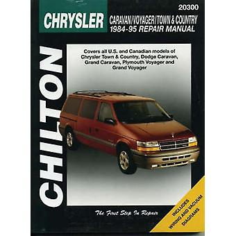 Dodge CaravanVoyagerTown amp Country 84  95 by Chilton Automotive Books
