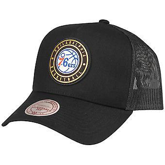Mitchell & Ness Snapback Cap - HICKORY Philadelphia 76ers