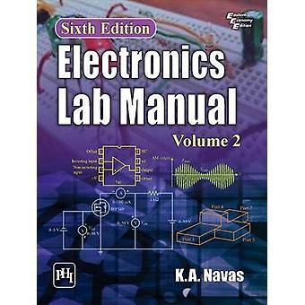 Electronics Lab Manual - Volym 2 av K.A. Navas - 9789388028080 Book