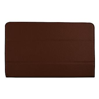 "Magnetic PU Leather Case Cover for Lenovo IdeaTab Miix 2 8""[Brown]"
