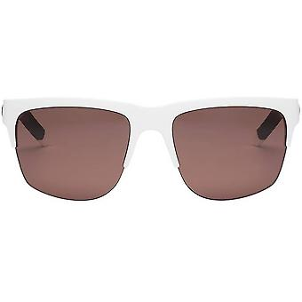 Electric California Knoxville Pro Sunglasses - Matte White/Rose Pro