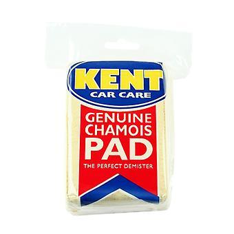 Kent Car Care echte Chamois Leder Pad