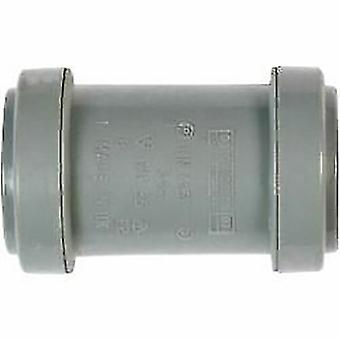Polypipe Push-fit Straight Coupling