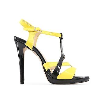 Made in Italia - Shoes - Sandal - IOLANDA-NERO-GIALLO - Ladies - black,yellow - 39
