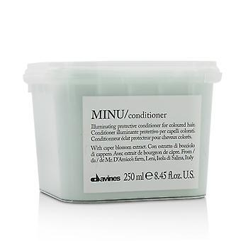 Condicionador minu iluminando condicionador protetor (para cabelos coloridos) 210681 250ml/8.45oz