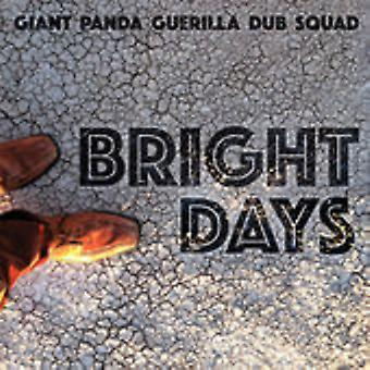 Giant Panda Guerilla Dub Squad - Bright Days [CD] USA import