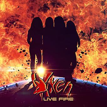 Vixen - Live Fire [CD] USA import
