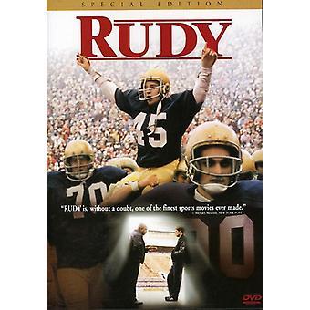 Rudy [DVD] USA import