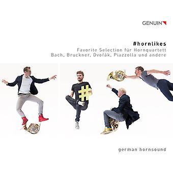 Handel / Hornsound - Hornlikes [CD] USA import