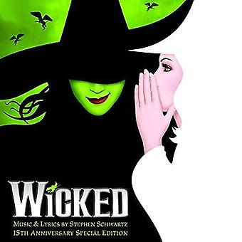 Wicked: The 15th Anniversary Edition [CD] USA import