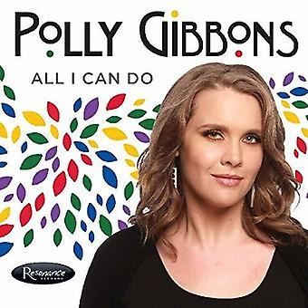 All I Can Do [CD] USA import