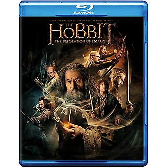 Hobbit 2: The Desolation of Smaug [BLU-RAY] USA import