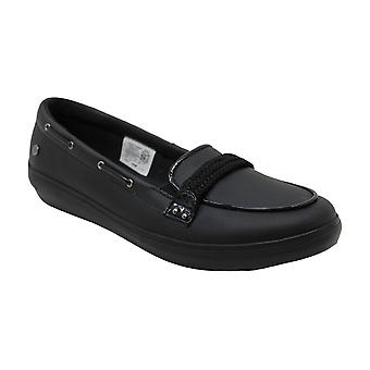 Grasshoppers Womens Windsor Almond Toe Loafers