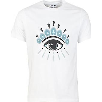Kenzo Icons Eye Logo T-Shirt