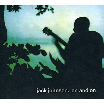 Jack Johnson - On & on [CD] USA import