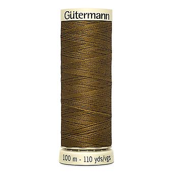 Gutermann Sew-all 100% Polyester Thread 100m Hand and Machine Colour Code  - 288