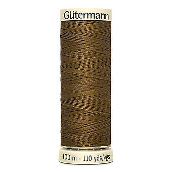 Gutermann Sy-all 100% Polyester Tråd 100m Hånd- og maskinfargekode - 288