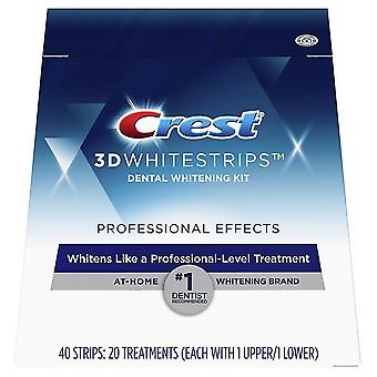 CREST 3D PROFESSIONAL EFFECTS White Luxe Whitestrips