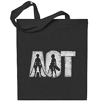 Attack på Titan Titan Killers Totebag