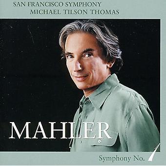 G. Mahler - Mahler: Symphony No. 1 [SACD] USA import