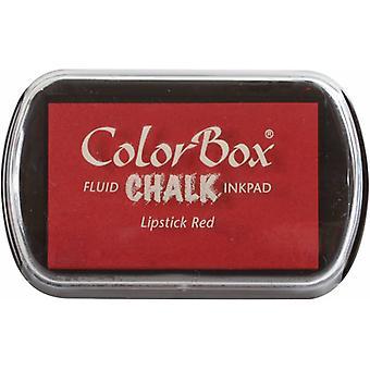 Clearsnap ColorBox Kreide Tinte voller Größe Lippenstift rot