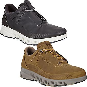Ecco Mens Multi-Vent Low Trail Walking Hiking Outdoor Trainers Shoes