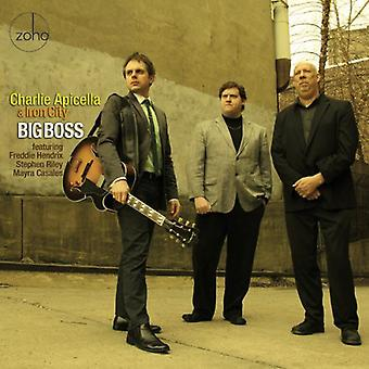 Apicella, Charlie / Iron City - Big Boss [CD] USA import