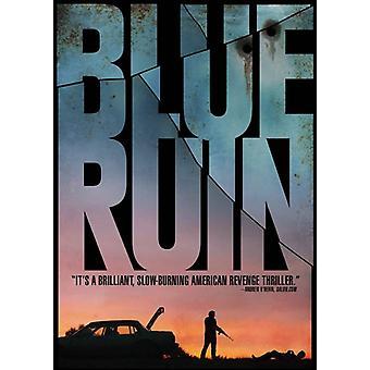 Blue Ruin [DVD] USA import