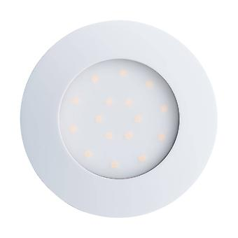 LED Outdoor Recessed Spotlight White IP44