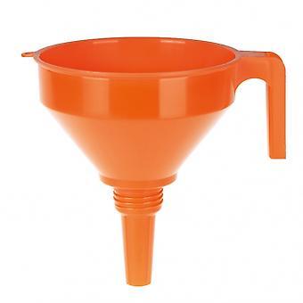 Trichter 160 mm Polyethylen 1,2 Liter orange