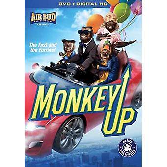 Monkey Up [DVD] USA import