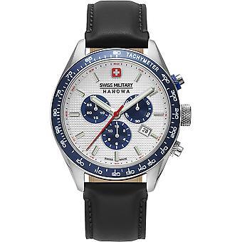 Militar suizo Hanowa 06-4334.04.001.03 Phantom Chrono II Reloj de hombre