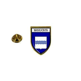 pins pin badge pin's souvenir ville drapeau pays blason italie basilicata
