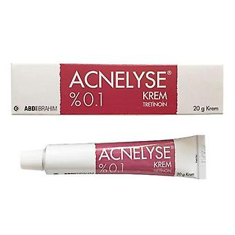 Acnelyse Cream For Acne, Fine Wrinkles, Damage Rays Caused By The Sun