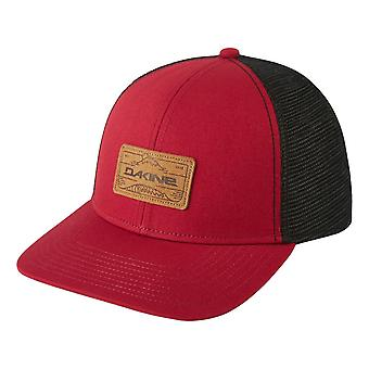Dakine Peak To Peak Trucker Cap - Deep Red