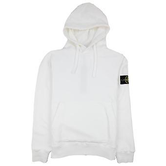 Stone Island 64120 Hoodied Sweatshirt White V0001
