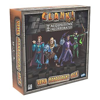 Legacy Acquisitions Inc. Upper Mngmt. Pack Strategy Game