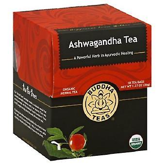 Buddha Ashwagandha Organic Herbal Tea