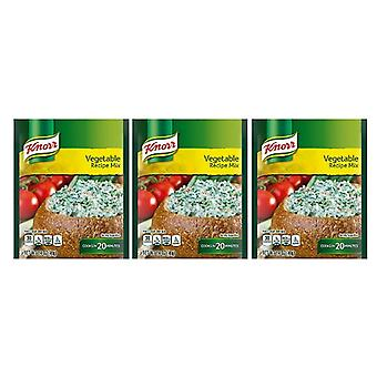 Knorr Vegetable Recipe Mix 3 Packet Pack