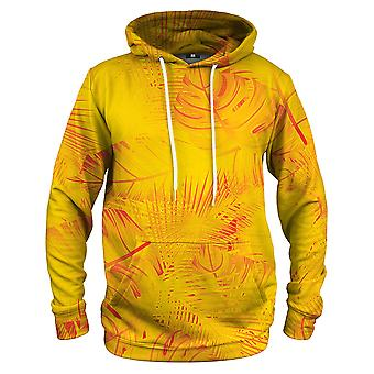 Sr. Gugu Miss Go Yellow Jungle Hoodie Knagaroo