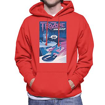 Pixar The Incredibles Frozone Keeping Evil On Ice Men's Huppari