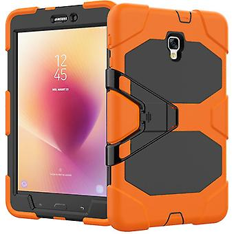 Silikonikotelo Samsung Galaxy Tab A 8.0 2019 P200 P205 Orangelle