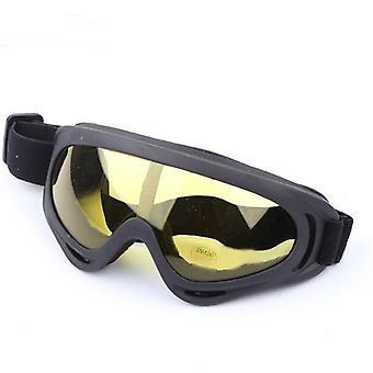 Gafas de esquí deportiva con protección uv