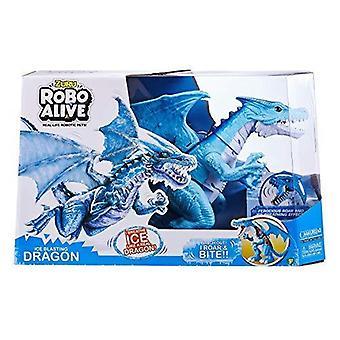 Robo alive zuru 36678 dragon blue
