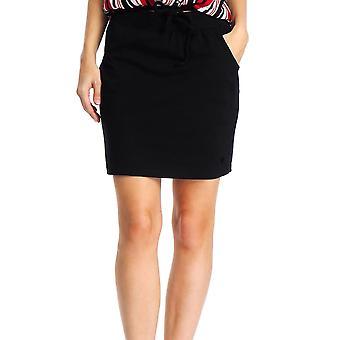 Fresh Made Women's Mini Skirt Braided Belt Midi Skirt Bags Binding Belt Cotton