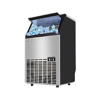 Ice Maker Machine, Commercial Milk Tea Shop, Automatic Large Capacity