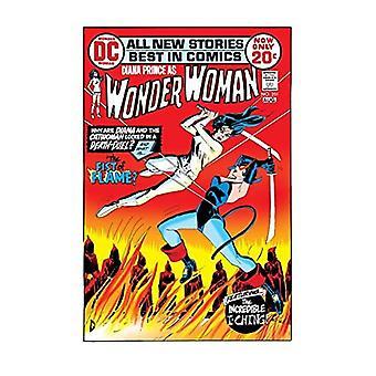 Mulher Maravilha: Diana Prince: Celebrando o '60s Omnibus: 50º Aniversário